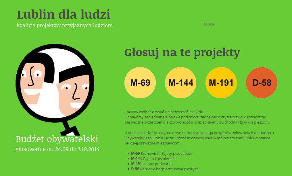 Lublin dla ludzi www