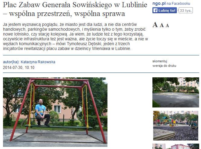plac Sowińskiego